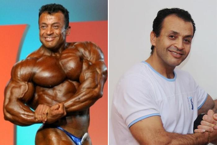 1. Mustafa Mohammad