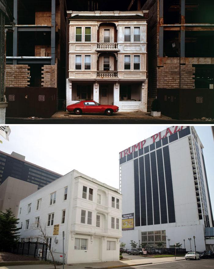 2. Vera Coking vägrade först att sälja sitt hus till Bob Guccione, som ville bygga sitt Casino runt huset. Senare vägrade hon även att sälja det till Donald Trump.