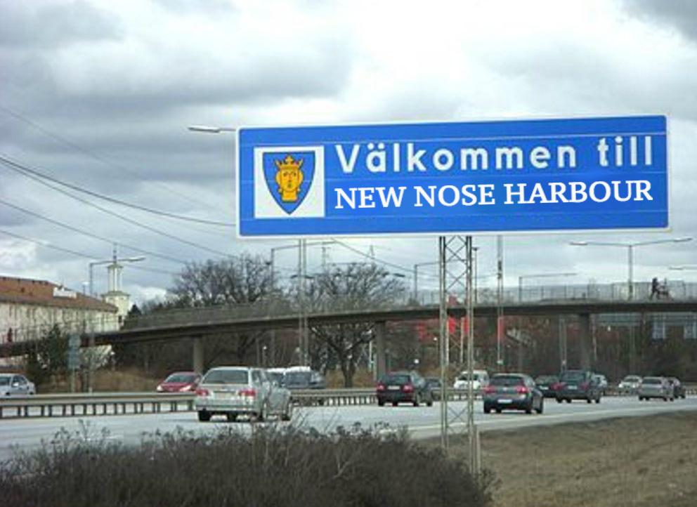 1. Välkommen till Nynäshamn