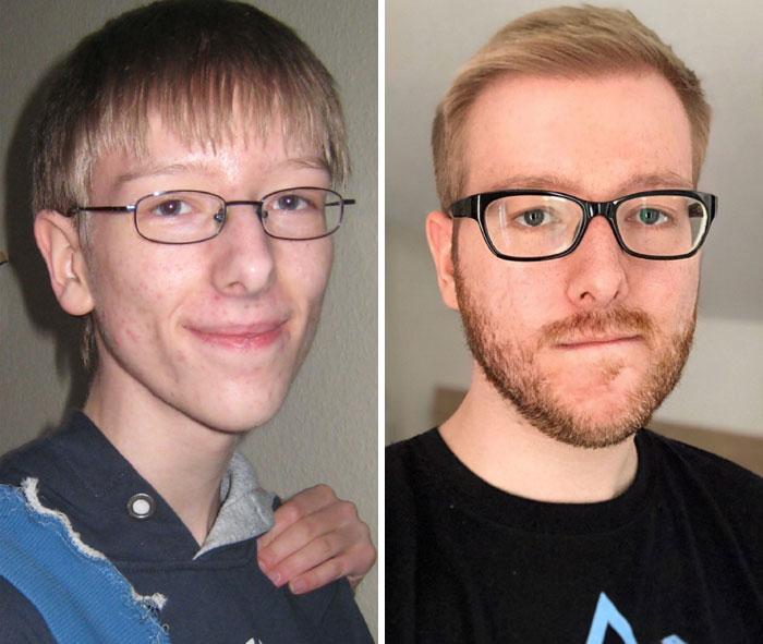 11. 7 års skillnad