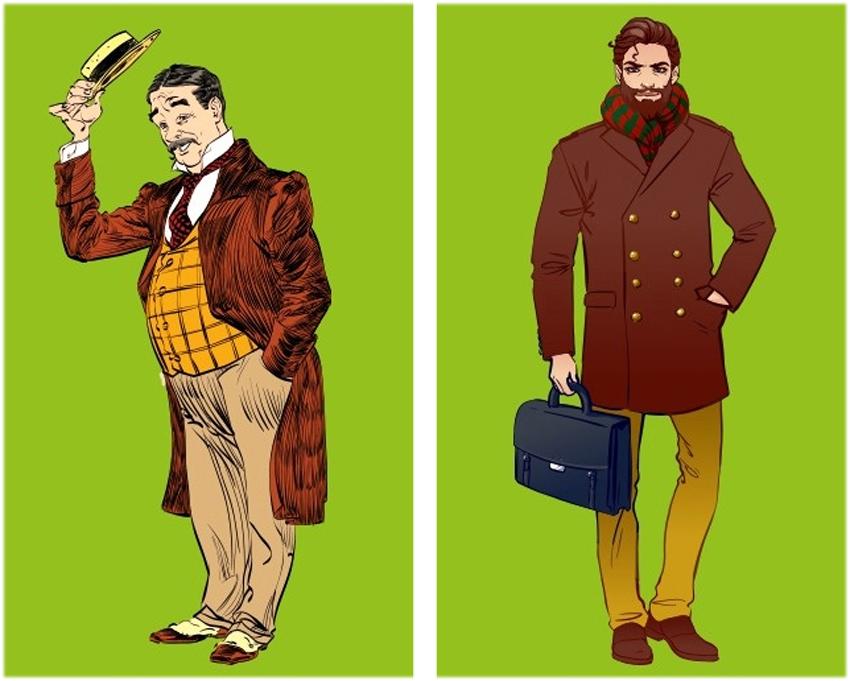 4. Vi människor blir längre och längre. Människans medellängd har förändrats genom åren. Under de senaste 100 åren har män blivit ca 10cm längre.