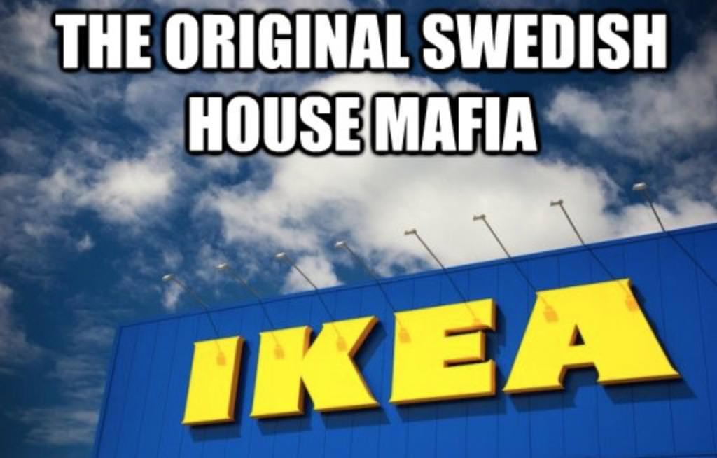 9. Ikea!