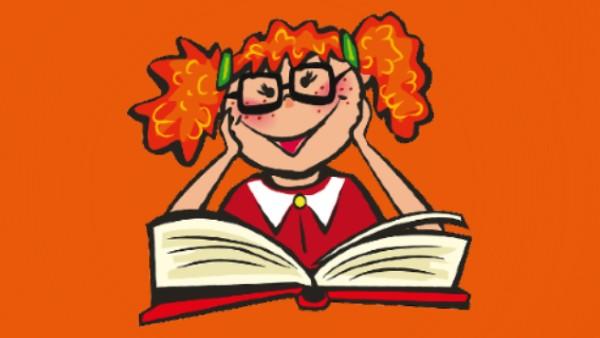 Lilla Lisa ställde sig upp och skrek: