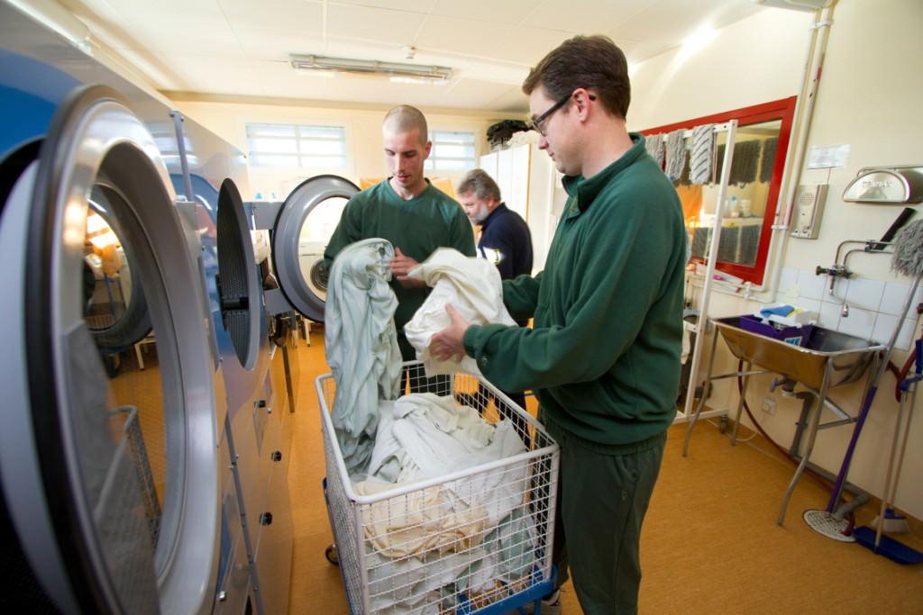 5. Tvätteriet på häktet i Norrköping