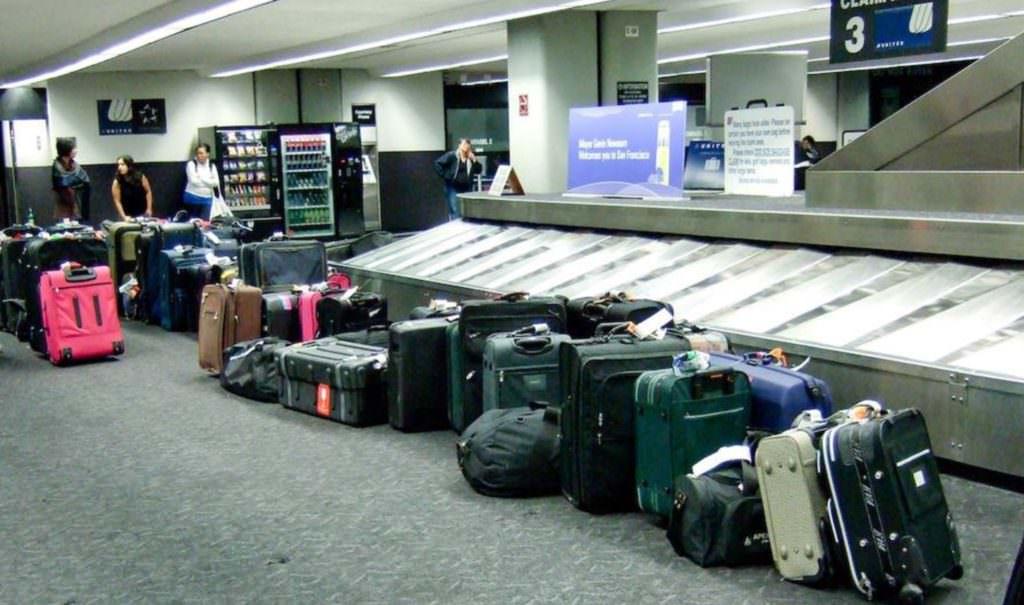 4. Varför försvinner bagage?