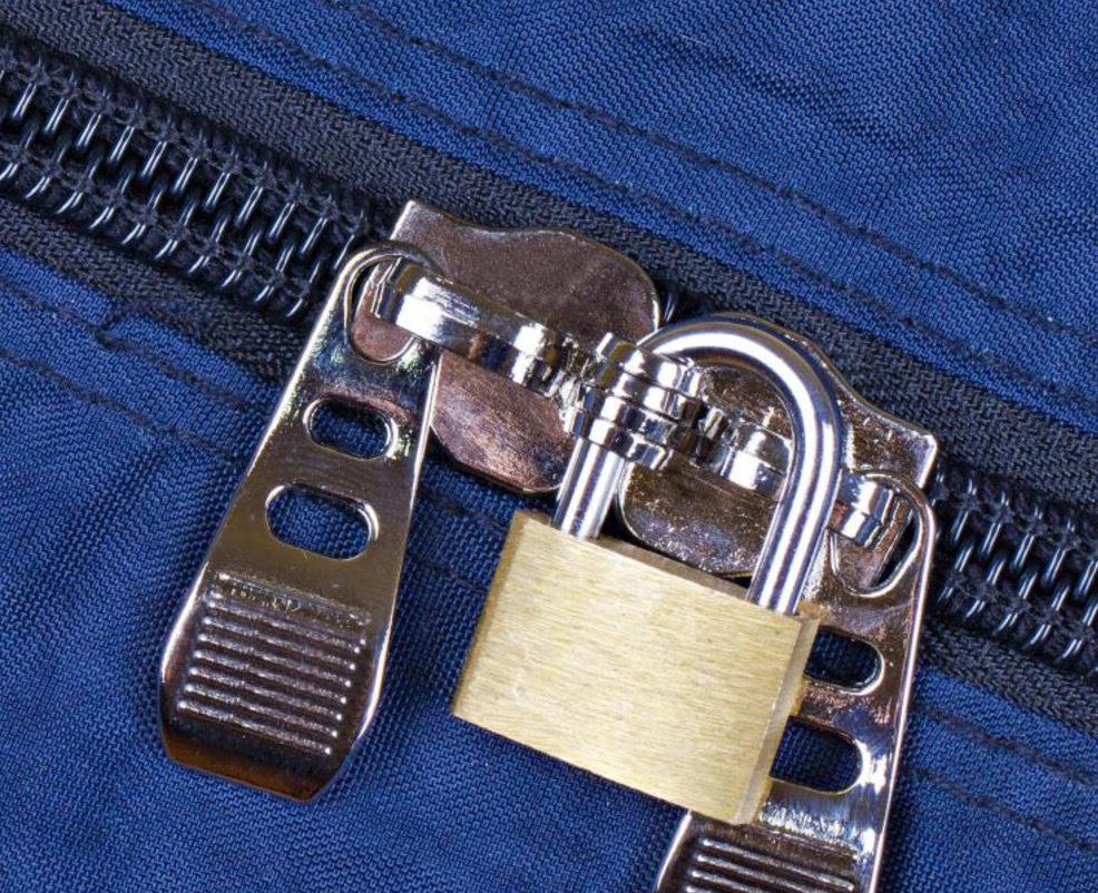 10. Ditt lås är inte så säkert som du tror