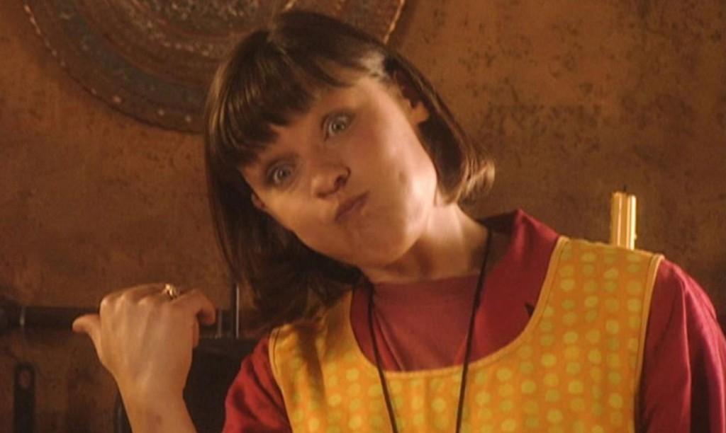 4. Astrid Olsson då…