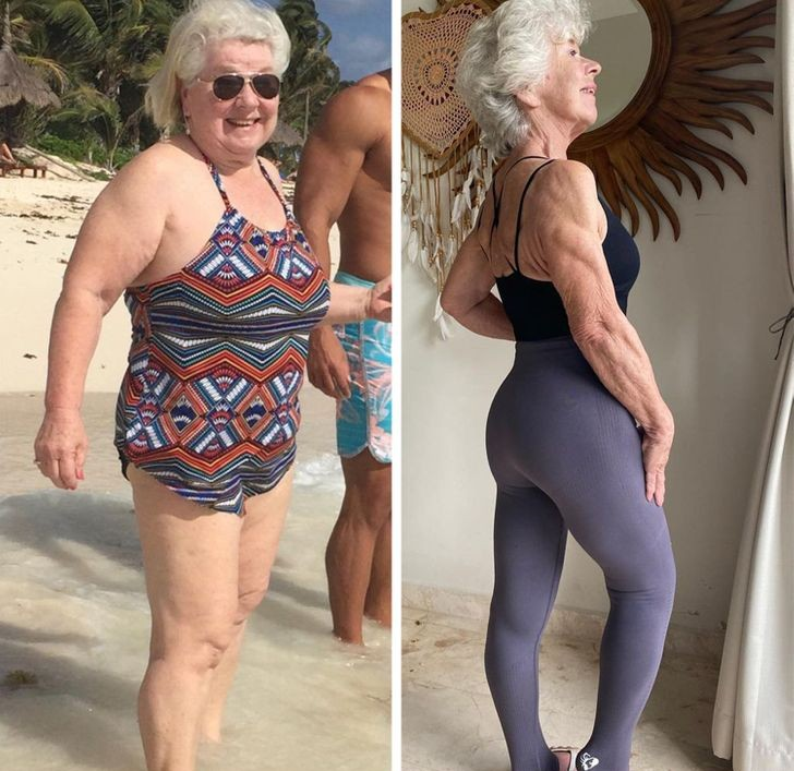 2. Se bara skillnaden på några år.