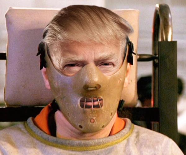1. När Donald Tystnar