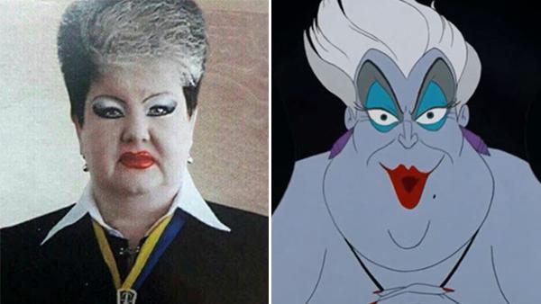 11 bilder som visar att Disneys karaktärer lever mitt ibland oss