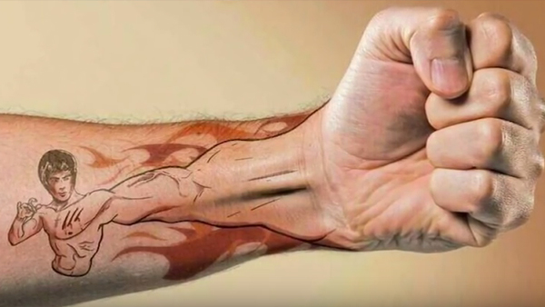 De bästa kreativa tatueringarna som någonsin gjorts