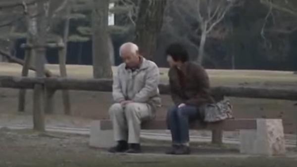 Han blev svartsjuk på sin sambo och vägrade prata med henne i 20 år - men här bryter han äntligen tystnaden