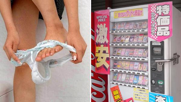 De 10 konstigaste varuautomaterna runt om i världen