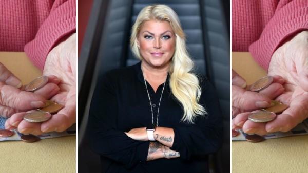 """Jeanette sätter ner foten efter hatet mot """"Vid din sida"""" - läs hennes öppna brev till svenska folket"""