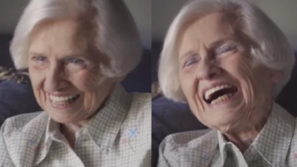 """98-åringa damen fick körkortet indraget för att hon var """"för gammal"""" - se bara vad hon gjorde då"""