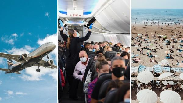 """Flygen är fullbokade till Spanien i påsk. Få har koll på vad som gäller: """"Ingen ersättning"""""""