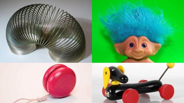 10 fantastiska leksaker vi aldrig glömmer