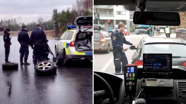 9 helt lagliga saker som svenska polisen hatar att du säger och gör