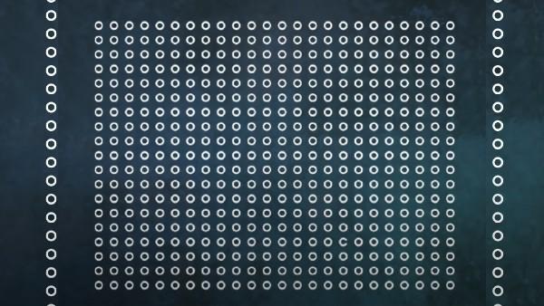 Utmaningen: Hitta bokstaven 'C' någonstans mellan alla bokstäver 'O' inom 15 sekunder