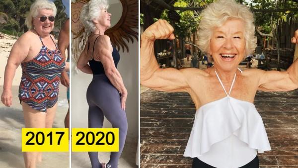 Hur 74-åriga Joan blev en Instagram-sensation och lärare för 1,3 miljoner följare: